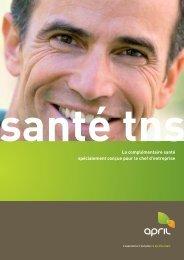 Santé TNS - April
