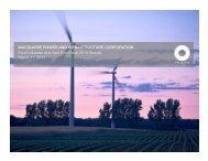 Presentation - Capstone Infrastructure Corporation