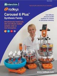Carousel 6 Plus™ Carousel 6 Plus - Interchim