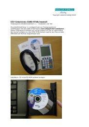 CCV Celectronic CARD STAR/memo3 - eHealth-BCS-Terminals