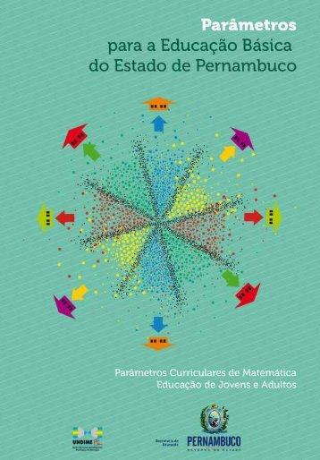 Matemática (EJA) - Secretaria de Educação de Pernambuco