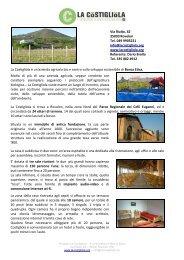 Scarica scheda di presentazione - Parco Regionale dei Colli Euganei