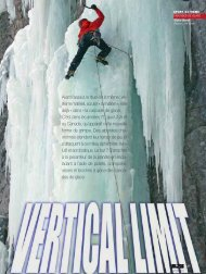 Vertical limit - Magazine Sports et Loisirs