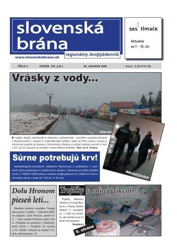 2009-02 - Slovenská brána