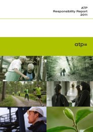 ATP Responsibility Report 2011