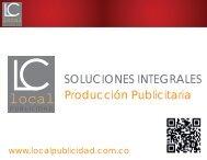 portafolio COMPLETO Nuevo - Local Publicidad