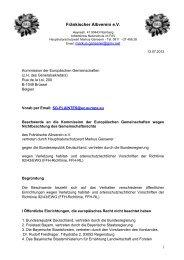 FAVBeschwerde91T0 - Markus Ganserer, MdL