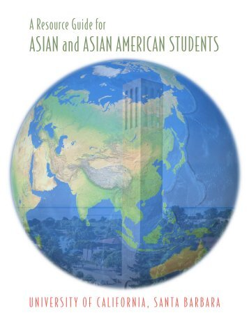 ASIAN and ASIAN AMERICAN STUDENTS - EOP - University of ...