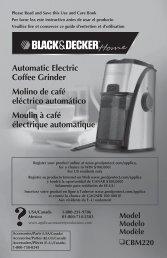 Automatic Electric Coffee Grinder Molino de café eléctrico ...