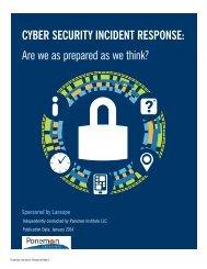 Lancope-Ponemon-Report-Cyber-Security-Incident-Response