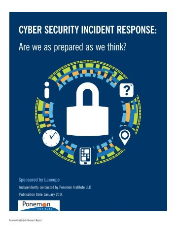 Lancope-Ponemon-Report-Cyber-Security-Incident-Response