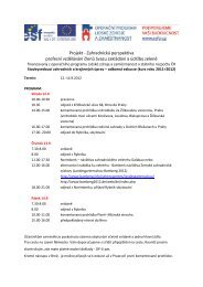 12.-14.9. - Svaz zakládání a údržby zeleně