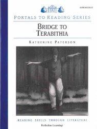 Teacher Resource—Bridge to Terabithia - Perfection Learning