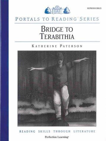 BRIDGE TO TERABITHIA BOOK PDF