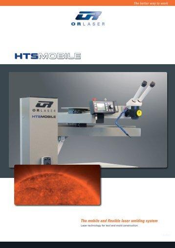HTS Mobile Laser pdf download - Laser Lines Ltd.