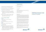 DEGEF-Bayer-Mitarbeiter-Fonds - BNC - Bayer