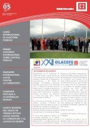Boletín Informativo OLACEFS N°5