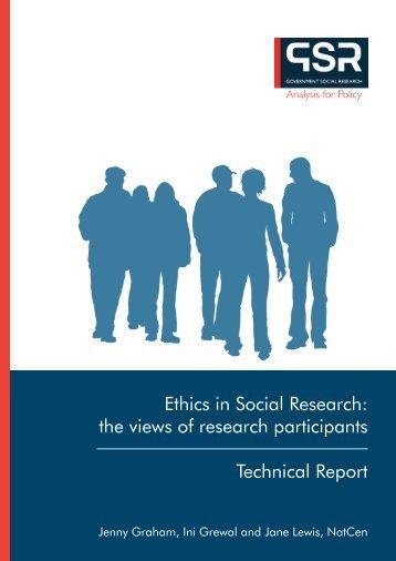 PU143 - Technical Report.indd - The Civil Service