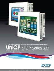 Exor eTop 300 serie