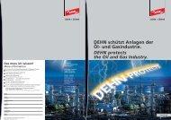 DEHN schützt Anlagen der Öl- und Gasindustrie. - DEHN International