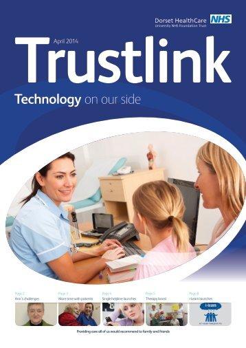 Trustlink - April 2014