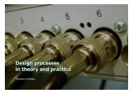 Design processes in theory and practice 01