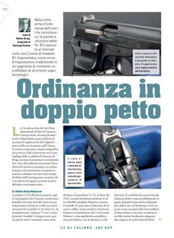 Armi Magazine (12/2012) - Bignami