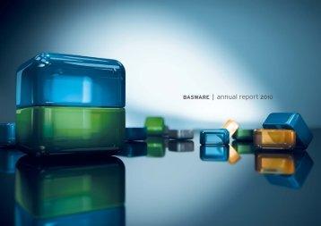 BASWARE | annual report 2010