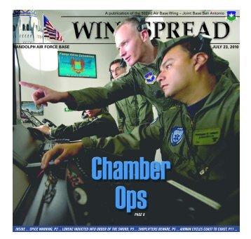 RANDOLPH AIR FORCE BASE JULY 23, 2010 - San Antonio News