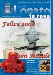 n. 45 - dicembre 2007 - Comune di Lonato del Garda