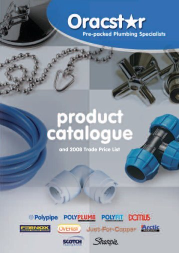 and 2008 Trade Price List - Polypipe