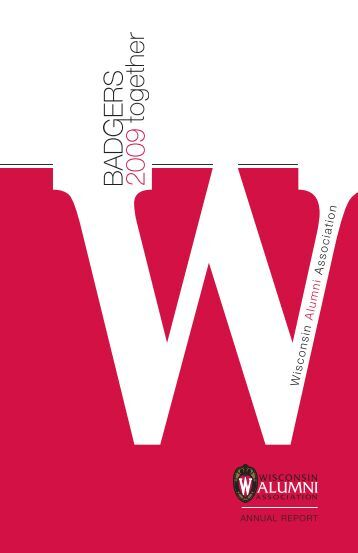 Badgers Together - Wisconsin Alumni Association