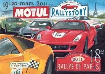 programm - Rallystory