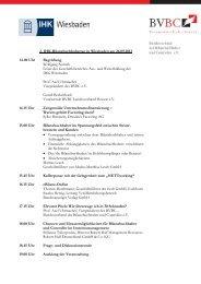26.09.2013 in Zusammenarbeit mit der IHK Wiesbaden