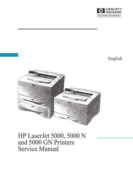 RG5-2195 HP LaserJet 5 Paper Pick-up Assembly Same day shipping