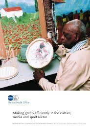 Full report (pdf - 871KB) - National Audit Office