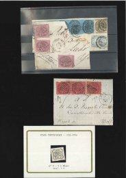 Page 1 s /QUW J . PONTIFICAUX - 1852-1864. ETATS no 9 - 8 b ...