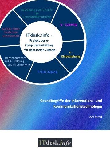 Grundbegriffe der Informations- und ... - ITdesk.info