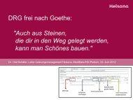 Präsentation Dr. Olaf Schäfer (PDF) - bei MediData