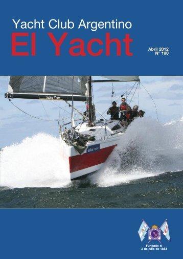contenido - Yacht Club Argentino