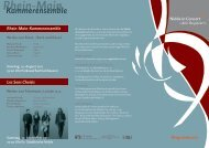 Programm - Evangelische Kirchengemeinde Nidda