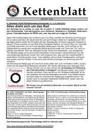 2013-05 Extra - Naturfreunde Radgruppe Stuttgart