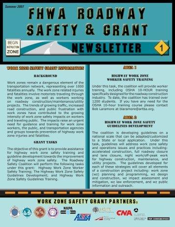 Fhwa Roadway - National Work Zone Safety Information ...