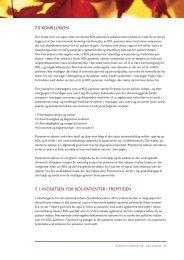 Konklusion og overvejelser om indsatsen for KOL-patienter i ...