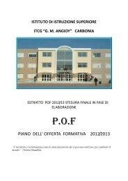 istituto di istruzione superiore - Provincia di Carbonia Iglesias