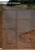 POTHOLES: - CSIR - Page 6