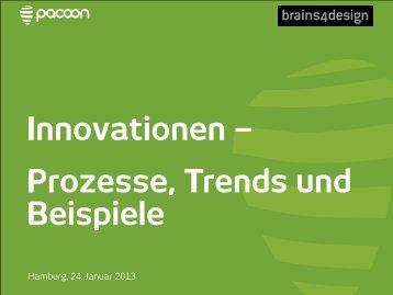 Innovationen – Prozesse, Trends und Beispiele - easyFairs