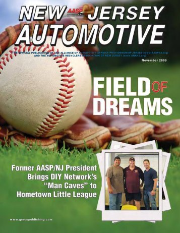 New Jersey Automotive - Thomas Greco Publishing