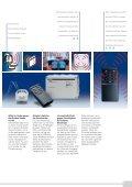 Lichtregie mit Busch-Transcontrol HF® und Busch-Ferncontrol® IR. - Seite 7