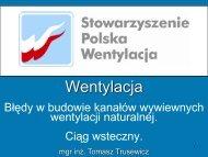 www . wentylacja . org . pl - Stowarzyszenie